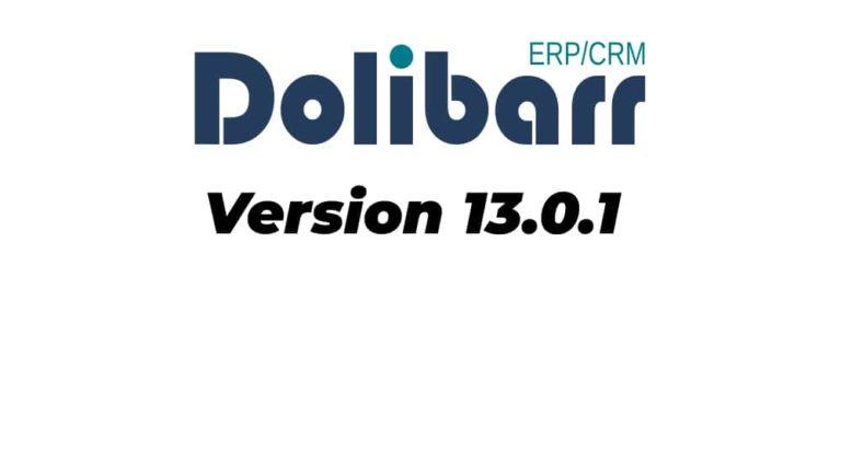 Version 13.0.1