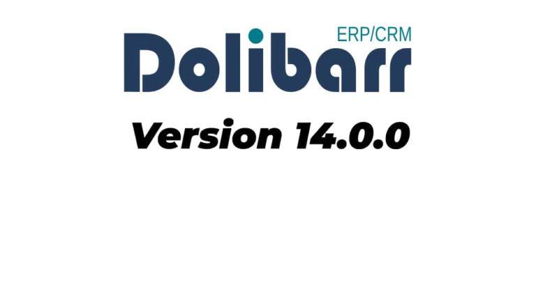 Major – Release 14.0.0